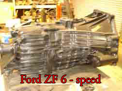 Ford ZF 6 Speed