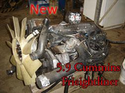 5.9 Cummins Frieghtliner
